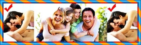 Kepuasan Seks antara Suami & Istri akan membuahkan Kehidupan Keluarga Yang Harminis