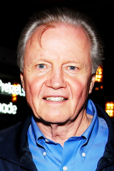 Jolie's father, Jon Voight, in 2011