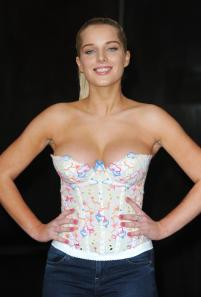 Helen Flanagan S-S-Sexy New Anti-Exotic Skins Photocall