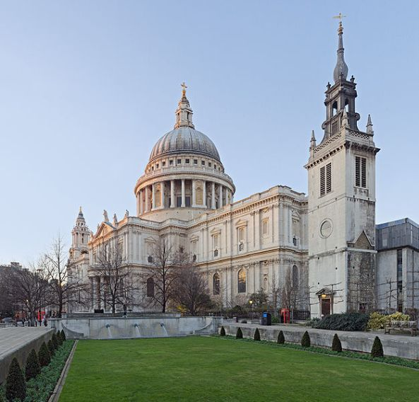 St Paul's Cathedral