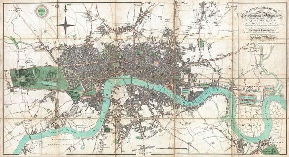 London in 1806
