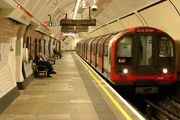 The London Underground is the world's oldest and second-longest rapid transit system
