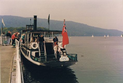 The Tern on Windermere 1993