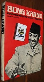 Buku Bung Karno - Penjambung Lidah Rakjat Indonesia karya Cindy Adams