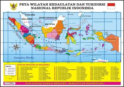 peta indonesia elektrik