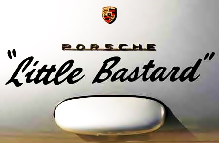 Porsche Little Bastard