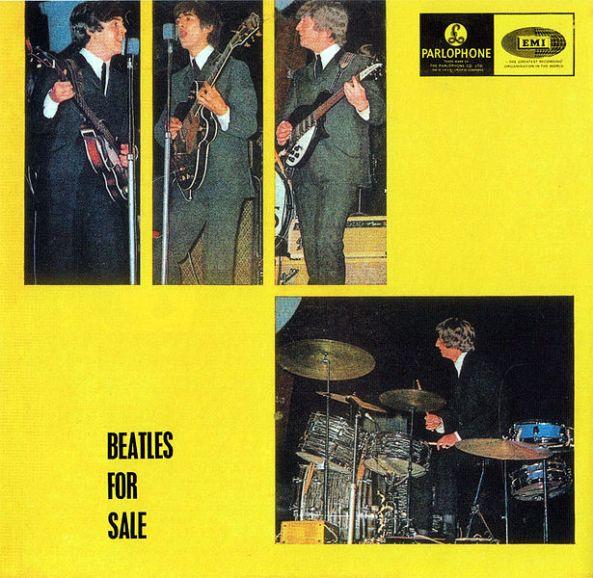Australian cover of Beatles for Sale.
