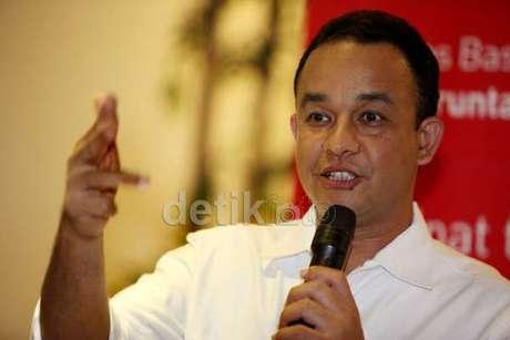 Rektor Universitas Paramadina, Anies Baswedan