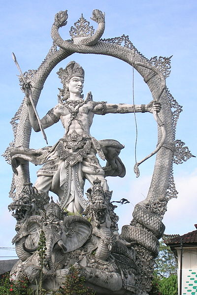 400px-Arjuna_statue