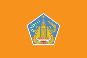 Flag of Bali