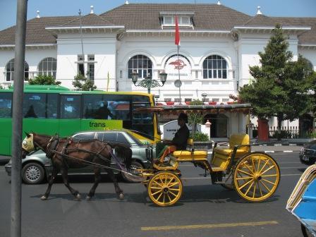 Andong Yogyakarta