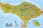 BALI-MAP-REGENCES IN BALI-150-00