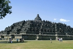 Borobudur-Nothwest-view-150-100