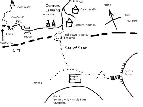 Bromo-Map