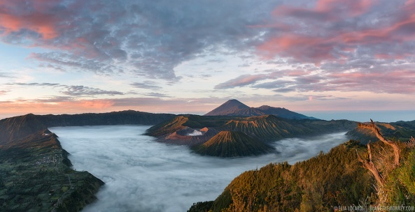 The Incredible Tengger Massif || Bromo Indonesia