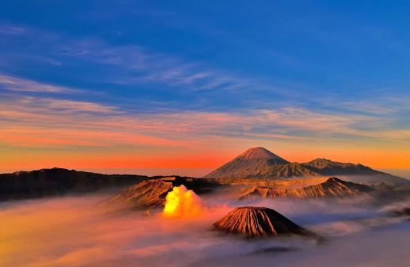 Lokasi Gunung Bromo1024
