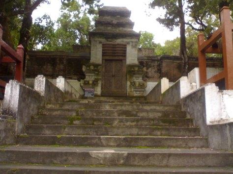Entrance to Makam Raja-Raja, Imogiri, Mataram