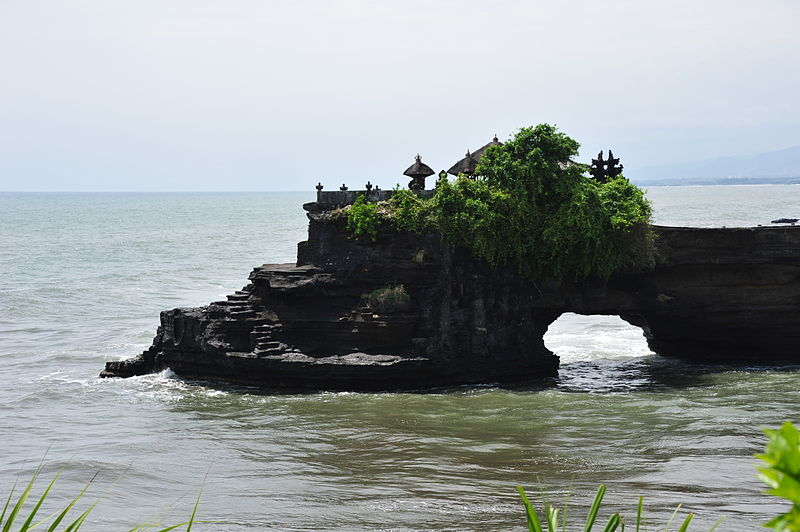 Pura Batu Balong, another temple found in the area