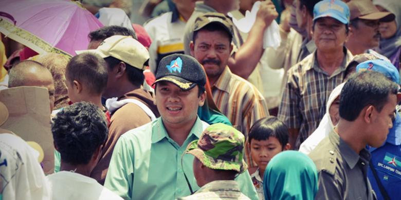 Ridho Ficardo, Gubernur Lampung