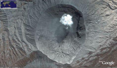 Satelie-bromo-caldera