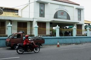 Stasiun Lempuyangan Yogyakarta