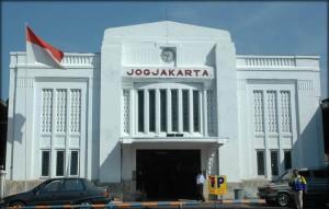 Stasiun Tugu - Yogyakarta