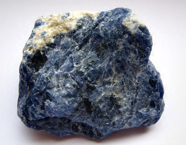 A sample of sodalite
