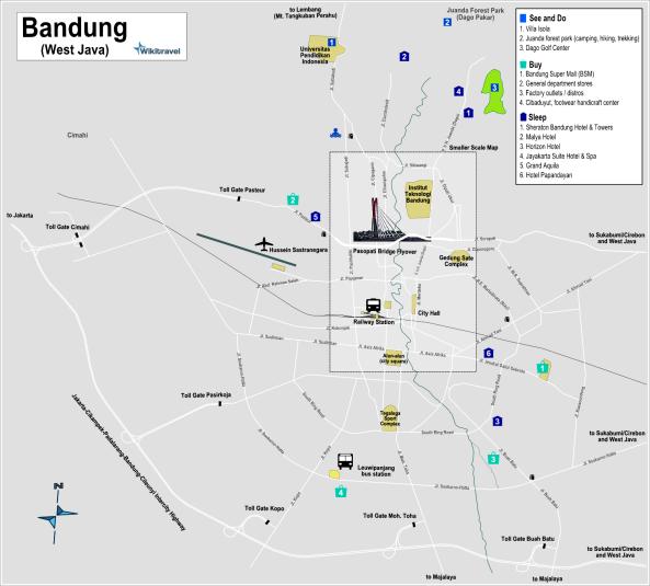 See & Do - Buy - Sleep in Bandung