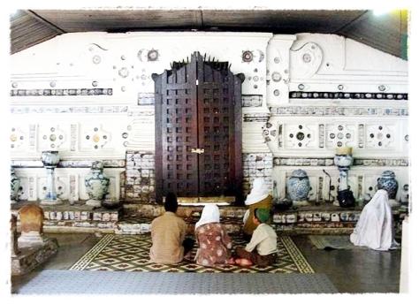 Makam Sunan Gunung Jati - Syarif Hidayatullah