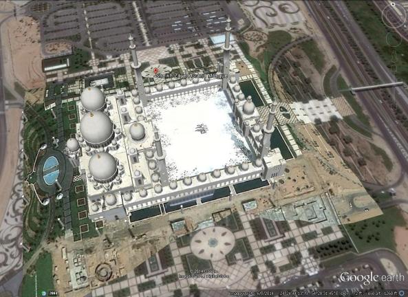 Sheikh Zayed Mosque-2 3D