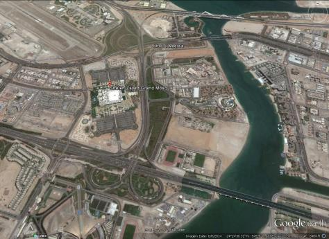 Sheikh Zayed Mosque-3 3D