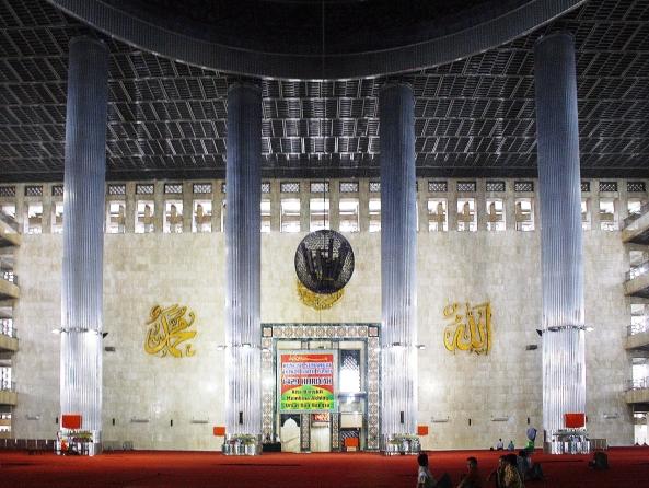 1280px-Istiqlal_Mosque_Minbar
