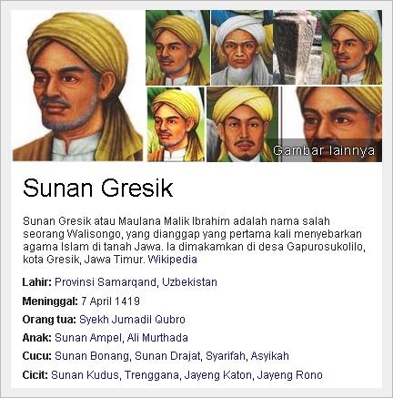 Maulana Malik Ibrahim - Sunan Gresik