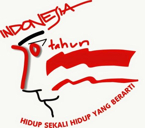 LOGO-70-TAHUN-INDONESIA-MERDEKA-oleh-Susetyo-Basuki-09-april-2015