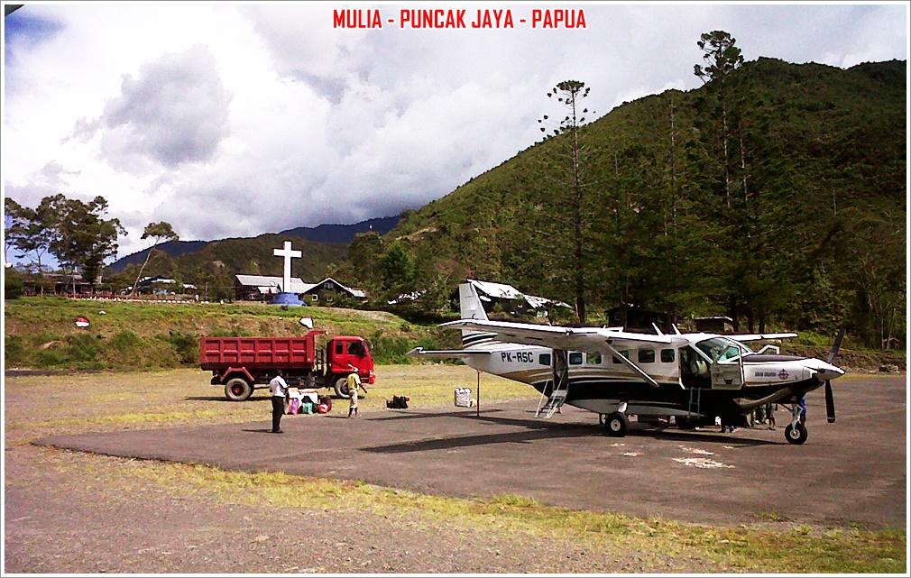 Bandara di Mulia