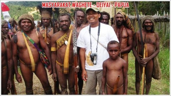 Waghete-Masyarakat