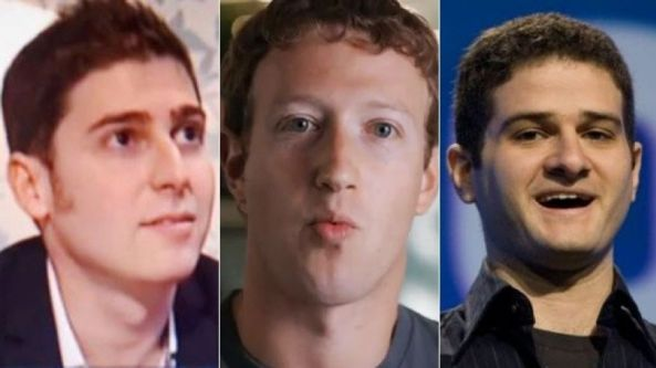 Image result for Chris Hughes Mark Zuckerberg GAY lovers meme