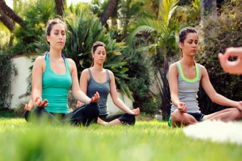 group-meditation-outdoors-phuketcleanse