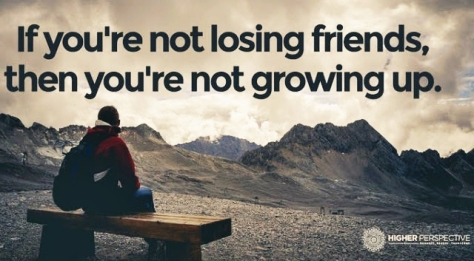 loosing-friends