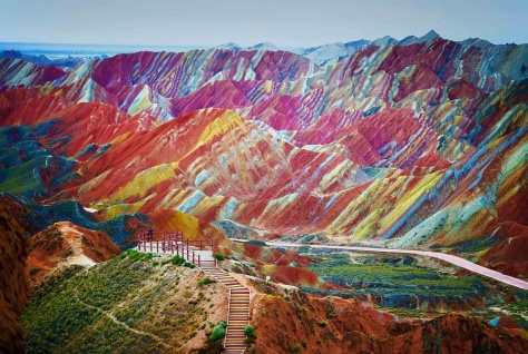 rainbow-mountains-in-zhangye-danxia-national-geological-park-china