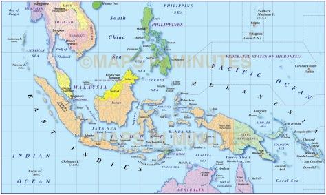 PETA INDONESIA 01