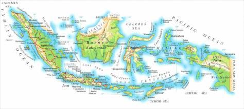 PETA INDONESIA 20