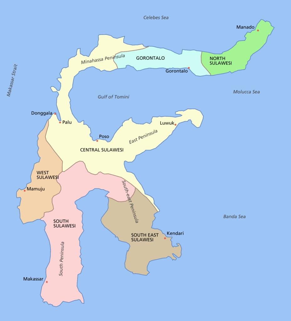 928px-Sulawesi_map