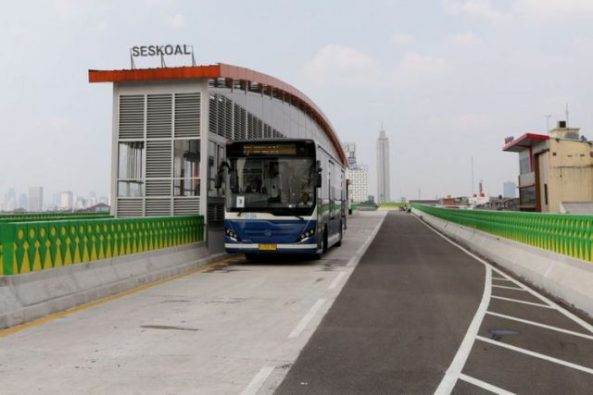 Koridor 13 TransJakarta