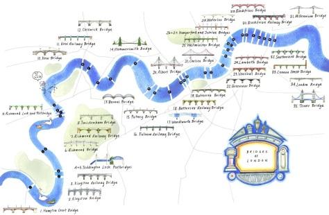 bridgesmap