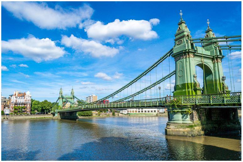 london-river-bridges