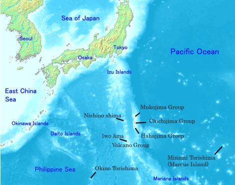Ogasawara_islands