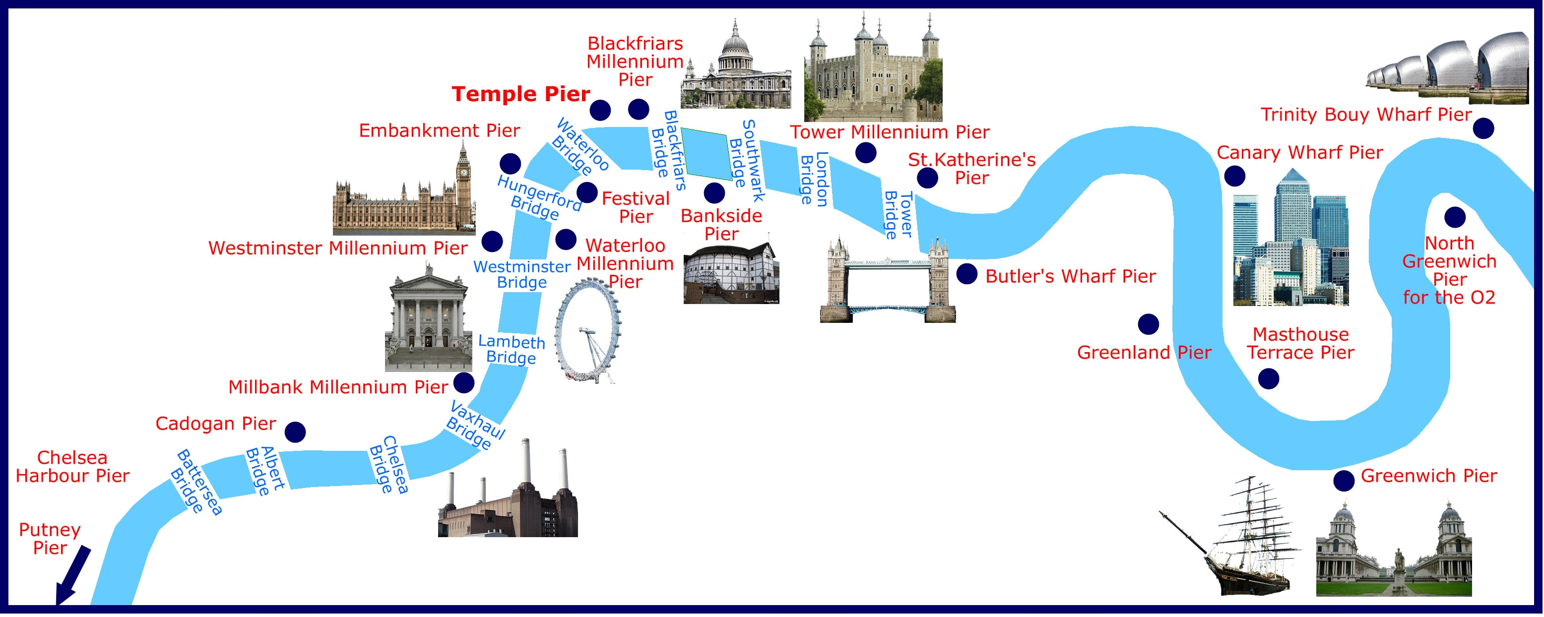River_Thames_Map_Boat_Hire_London_2015