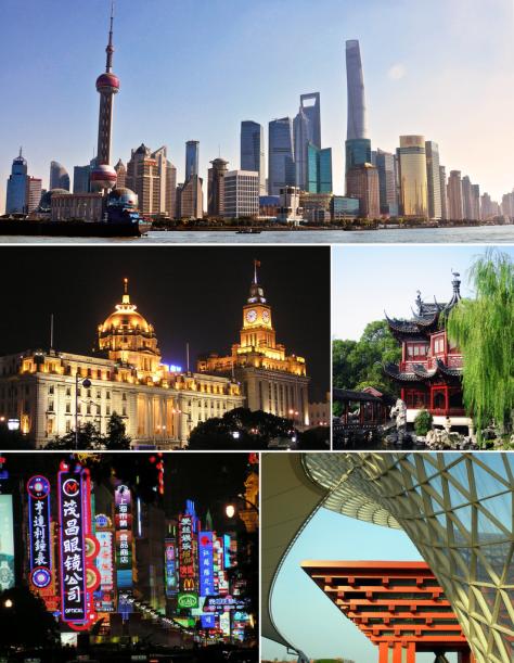 Shanghai_montage
