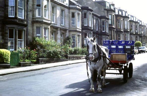 St._Cuthbert's_-Co-op_milk_cart-,_Edinburgh_(1981)